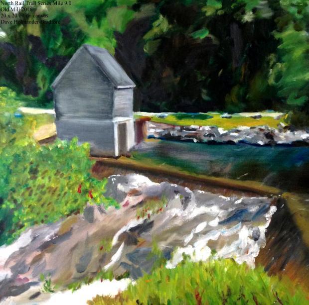 Mile 10a NRT Old Mill Frankyn